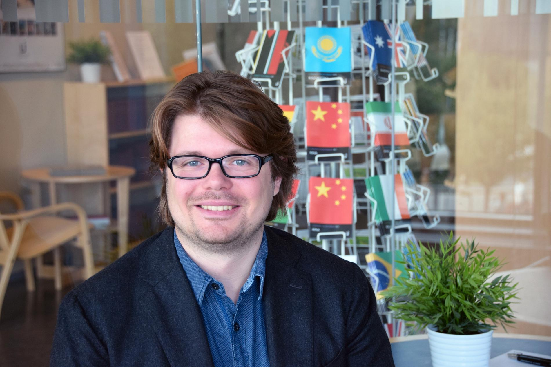 Kinakännaren Tim Rühlig befarar att Peking kommer att stärka sitt grepp om Hongkong.