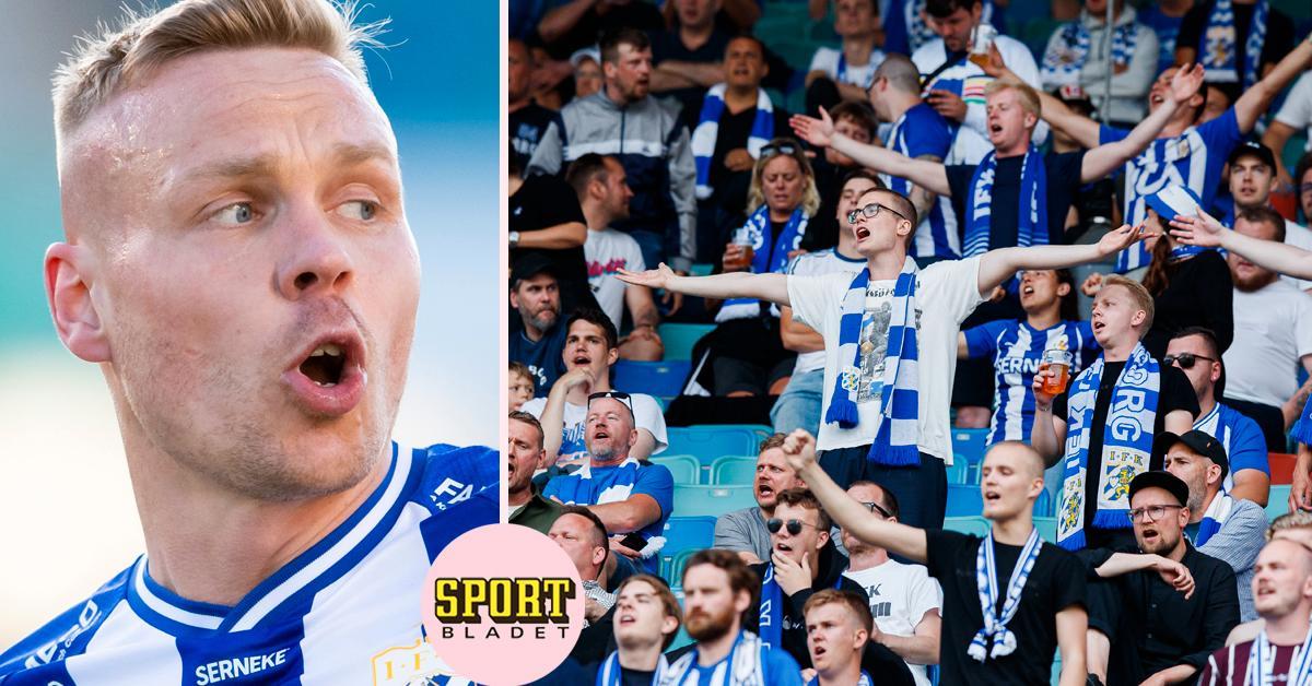 IFK Göteborg-supportrarna om att Kolbeinn Sigthorsson blir kvar