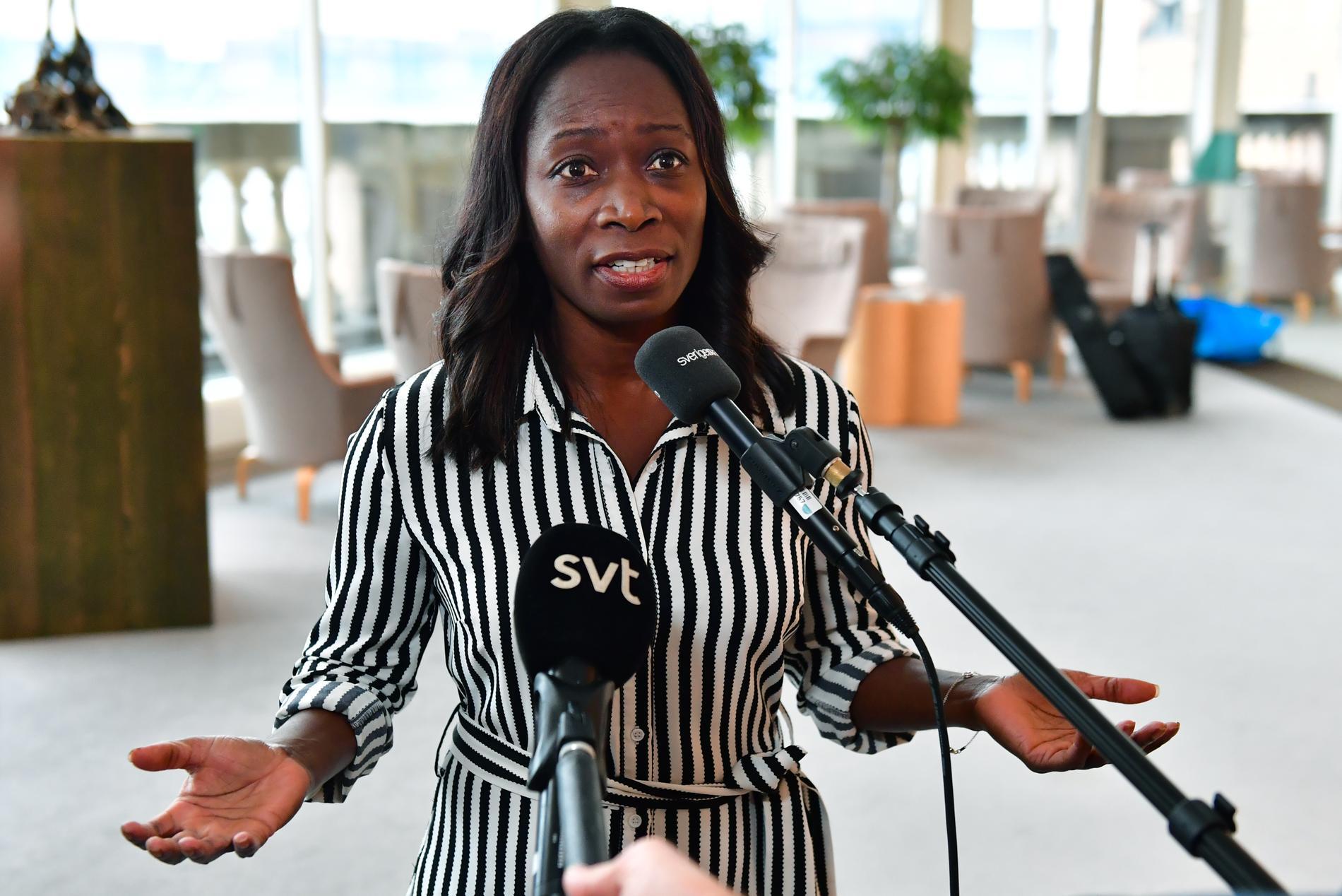 Nyamko Sabuni (L) vill ta SD-vägen till makten