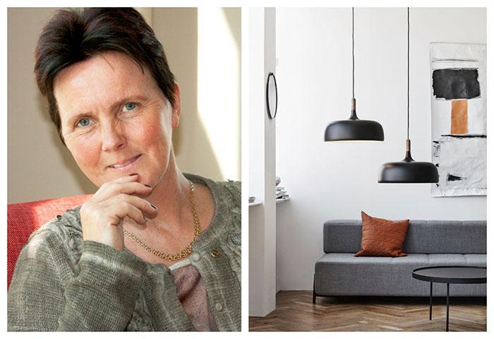 Helena Åkerberg, ljusdesigner tipsar höstens belysningstrender.
