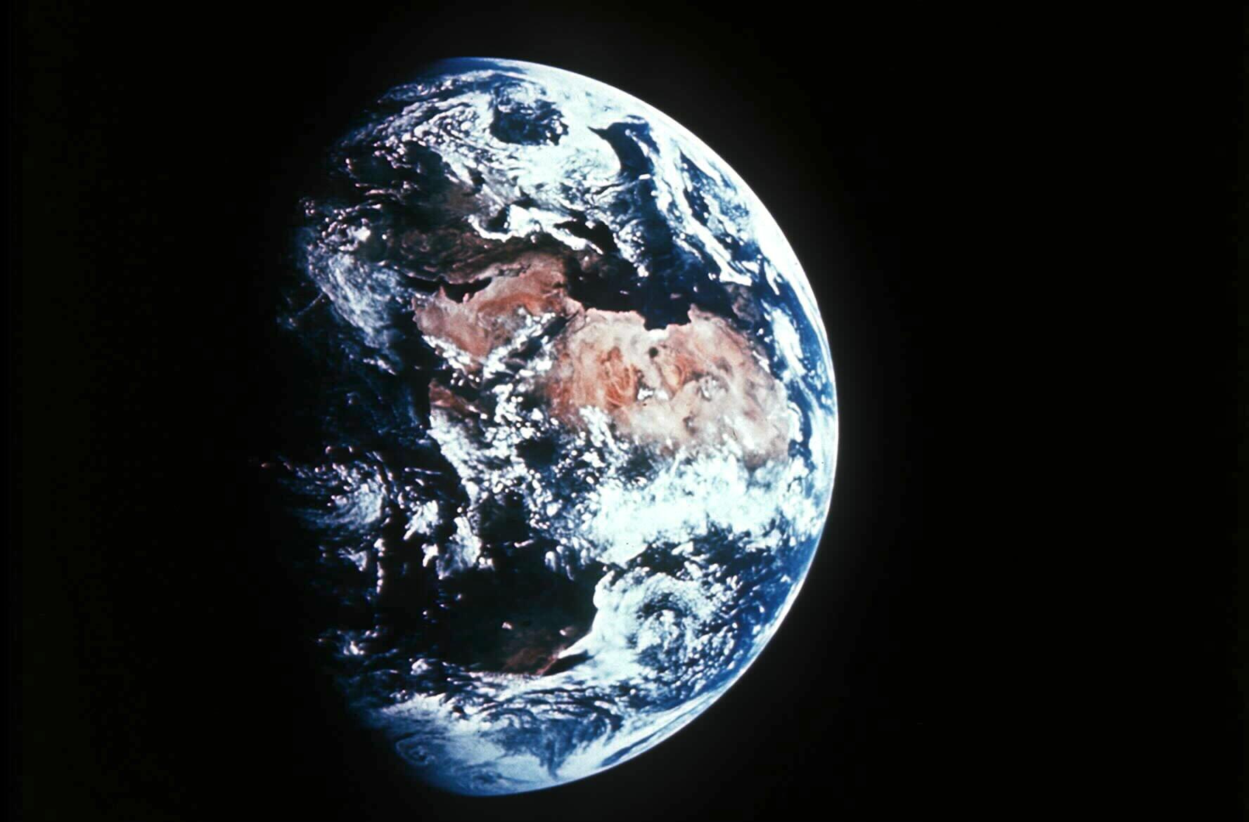 Från och med nu lever världen över sina tillgångar, enligt den beräkning som Global Footprint Network gör. Arkivbild.
