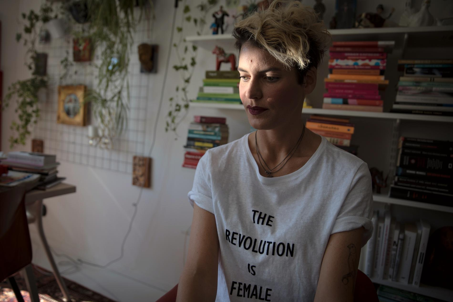 – Det finns ett motstånd mot att problematisera porr, säger Nina Rung.