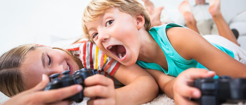 Barn mellan fem och sex år kan ha det svårt att ta motgångar.