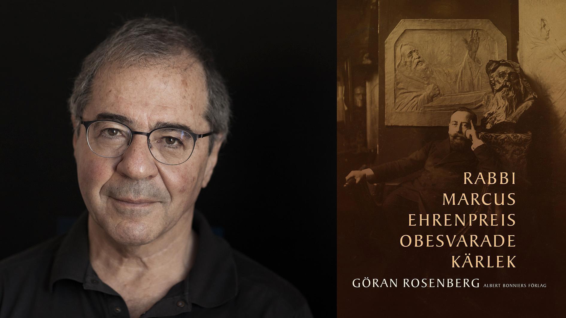 Göran Rosenberg (född 1948) är journalist och författare. Han har tidigare varit chefredaktör för Moderna Tider och tilldelades 2003 Aftonbladets Liffnerstipendium.