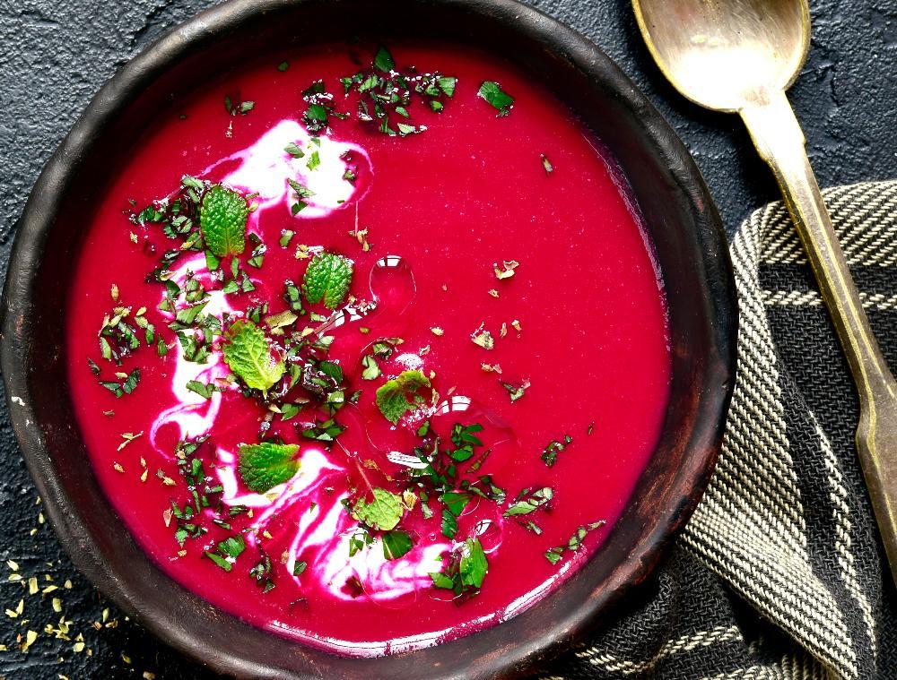 Rödbetssoppa