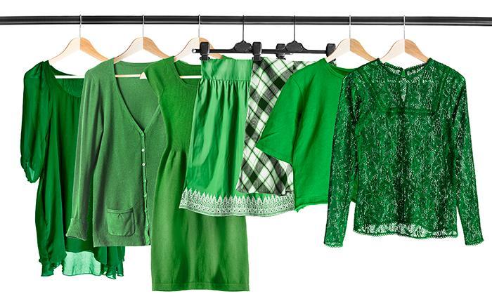 Klädtips: Tänk på vilka galgar du väljer.