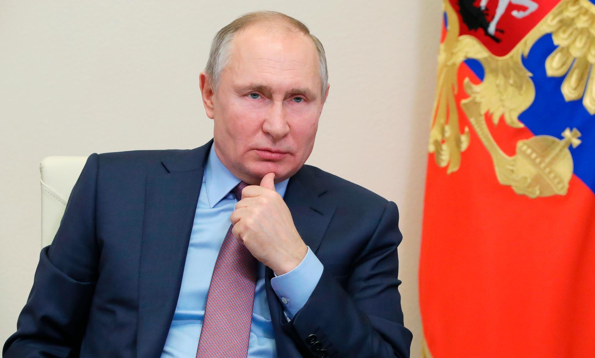 Ryssland vill främja sitt eget vaccin.