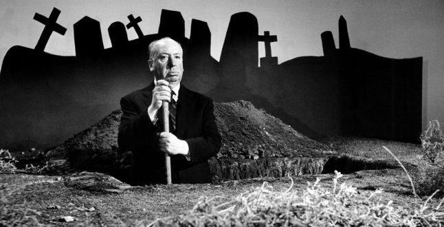 Alfred Hitchcock hade mycket hyss för sig i sin tv-serie.