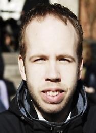 Tobias Johansson, 33: Blå porten på Djurgården. Och Solstugan i Fredhäll, den är given.