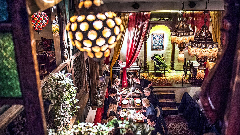 Tehran Grill i Stockholm.