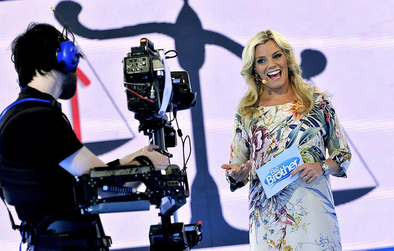 """""""Big Brother"""" återvänder – även denna gång med Gry Forssell som programledare."""