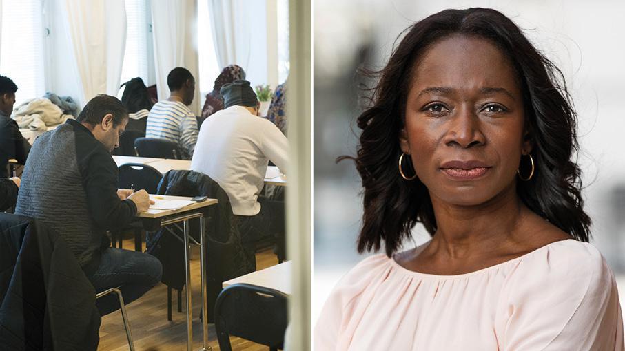 För det första vill vi införa språk- och samhällskunskapstest för medborgarskap. Vi lägger också 120 miljoner på en reform för obligatorisk språkförskola, skriver Nyamko Sabuni.