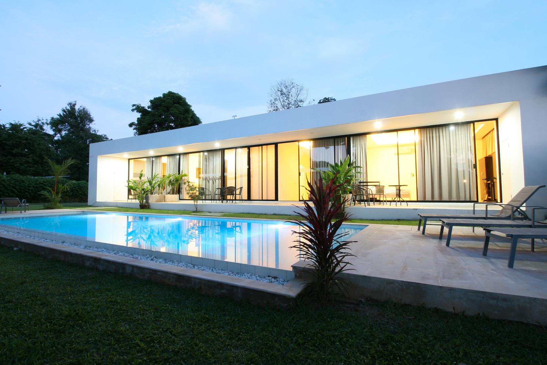 De som vill ha mer lugn på Phuket kan bo här.