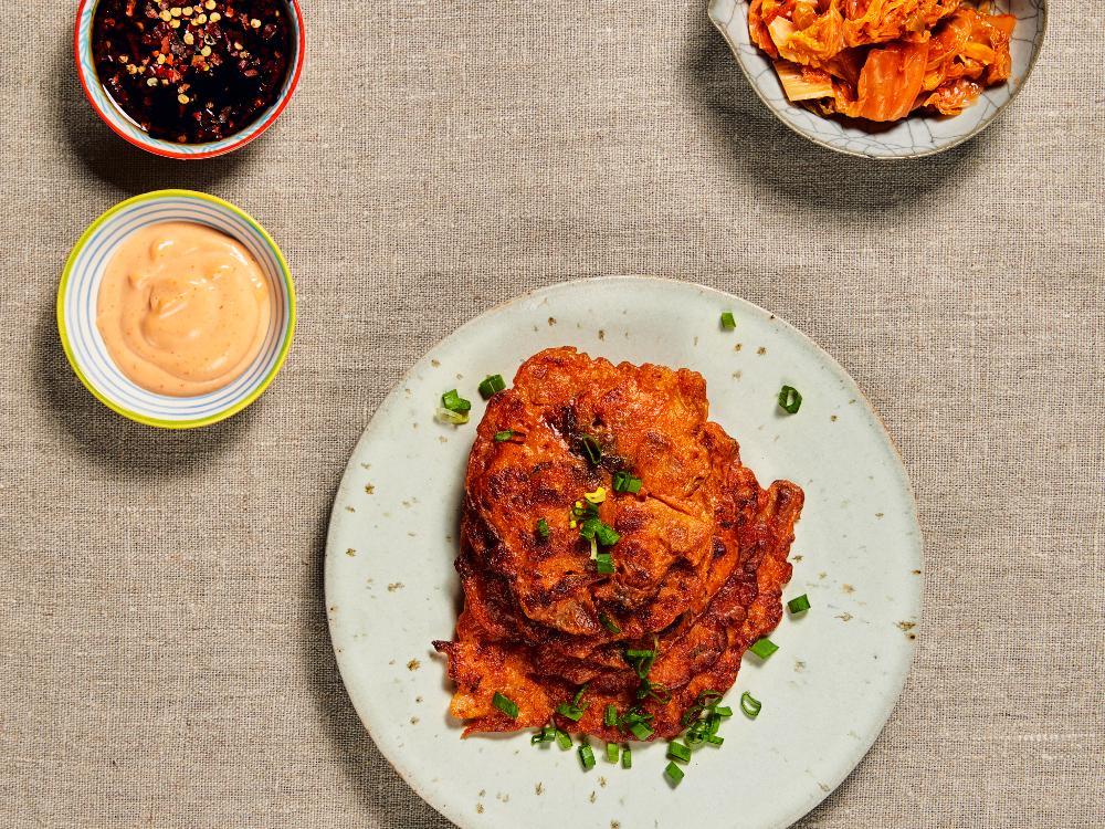 Kimchipannkakor