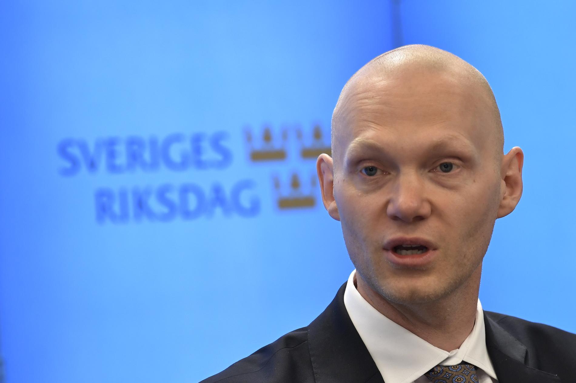 Niklas Wykman.