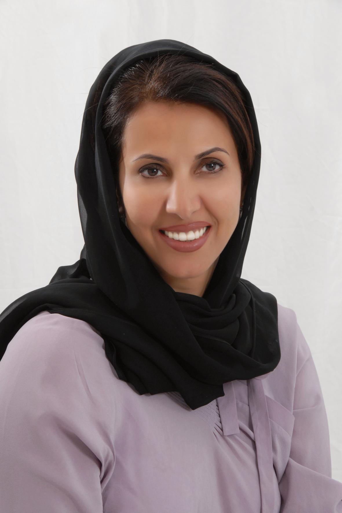 Badriya al-Bishr, saudisk författare, bosatt i Dubai.