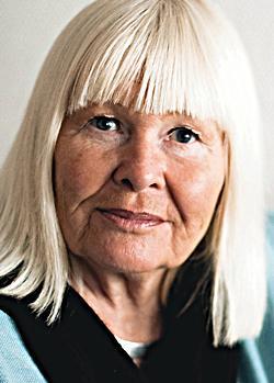 Marta Cullberg Weston, psykolog och författare.