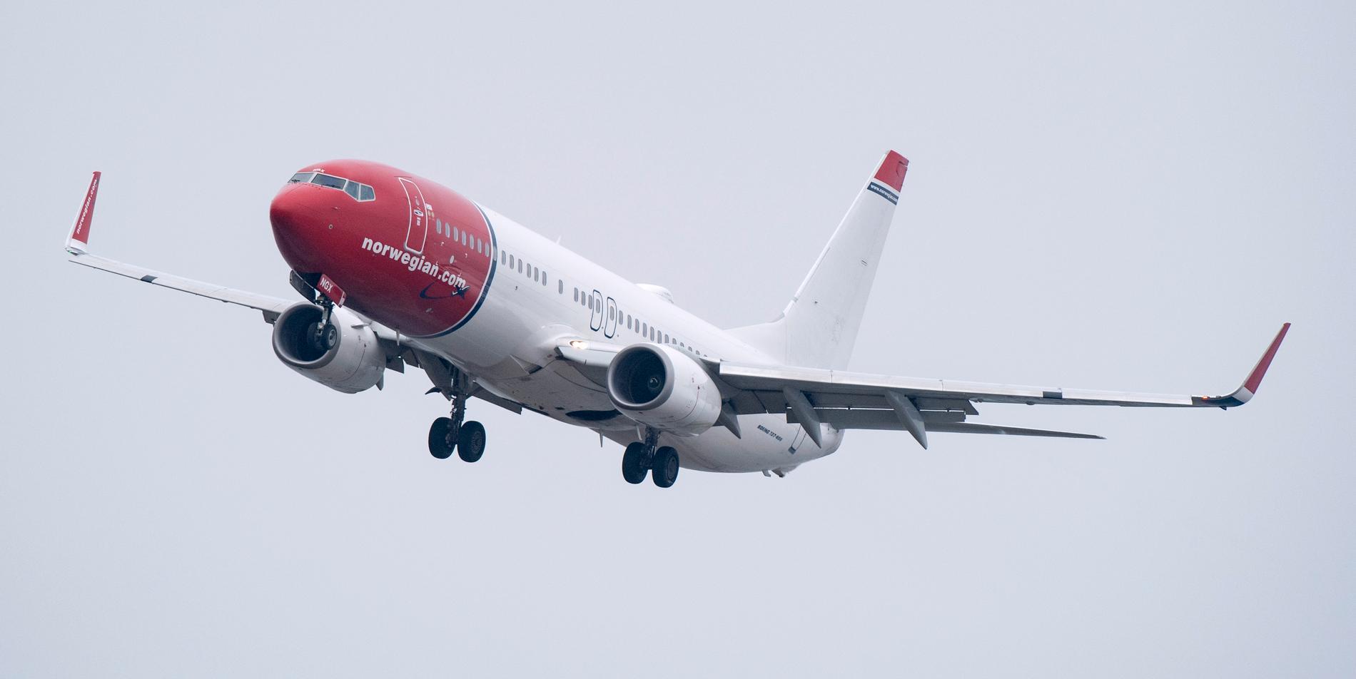 Norwegian är ett av flygbolagen som inte informerar om tidsfristen.