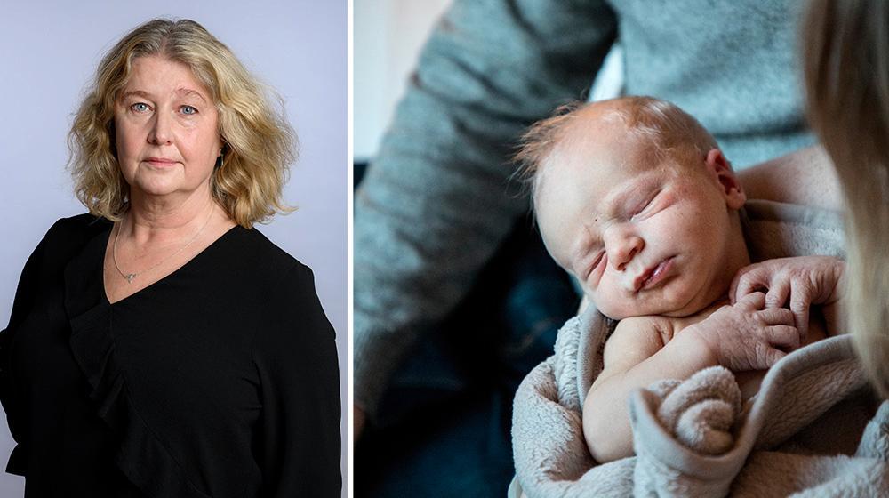 Det saknas ett samlat nationellt grepp för hur förlossningsvården ska organiseras. Det anstår inte ett land med ambitioner på jämställdhet att behandla kvinnor på det här sättet. Det är att utnyttja barnmorskors lojalitet och födande kvinnors foglighet, skriver Eva Nordlund.