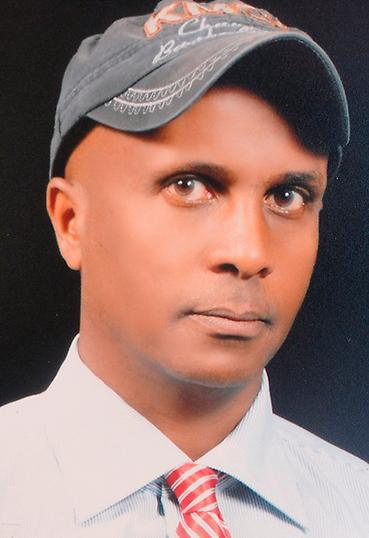 Journalisten Eskinder Nega är dömd till arton års fängelse för terrorbrott.