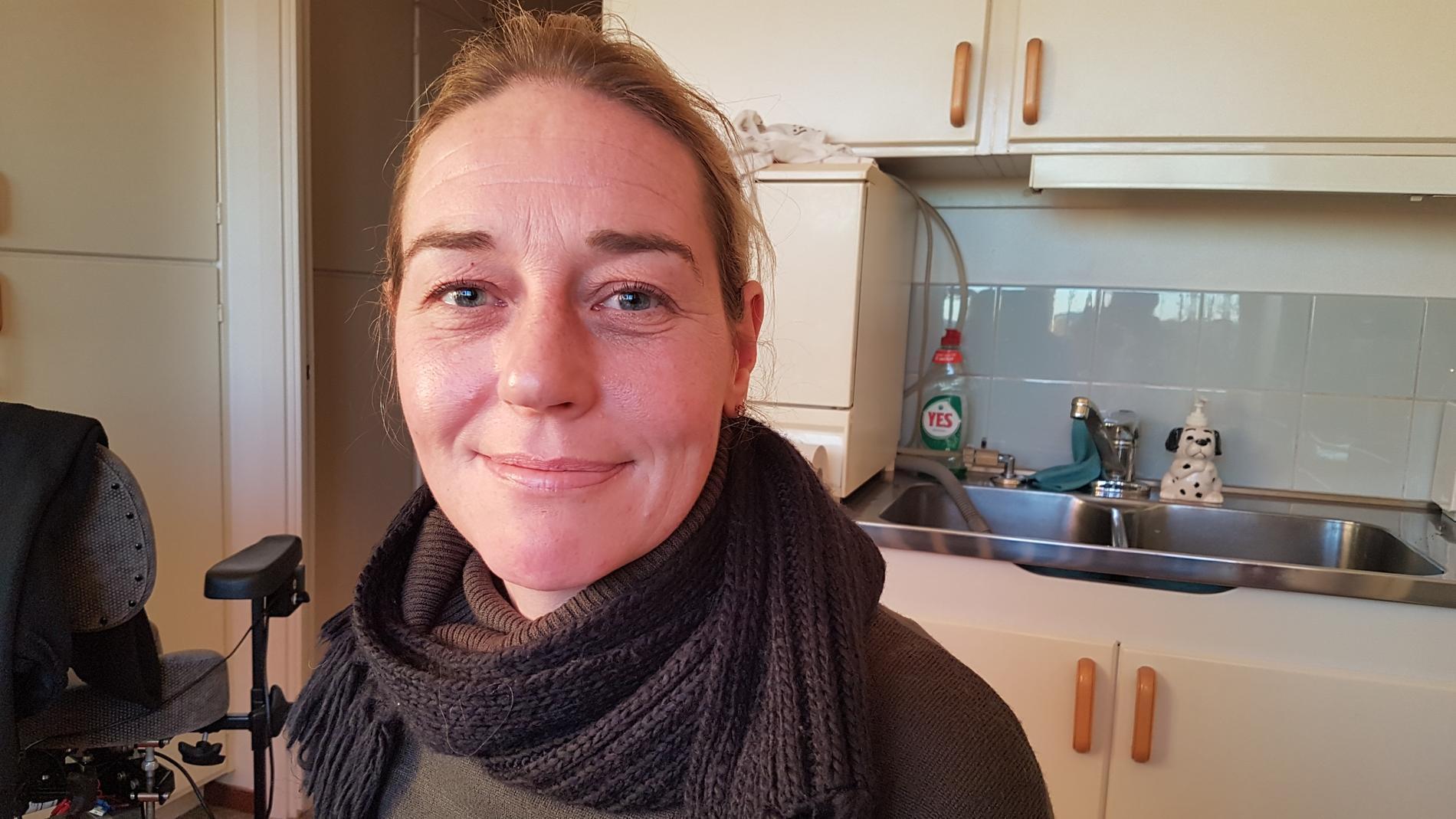 Maria Ljungmark hittade mamma Lotta döende i badrummet.