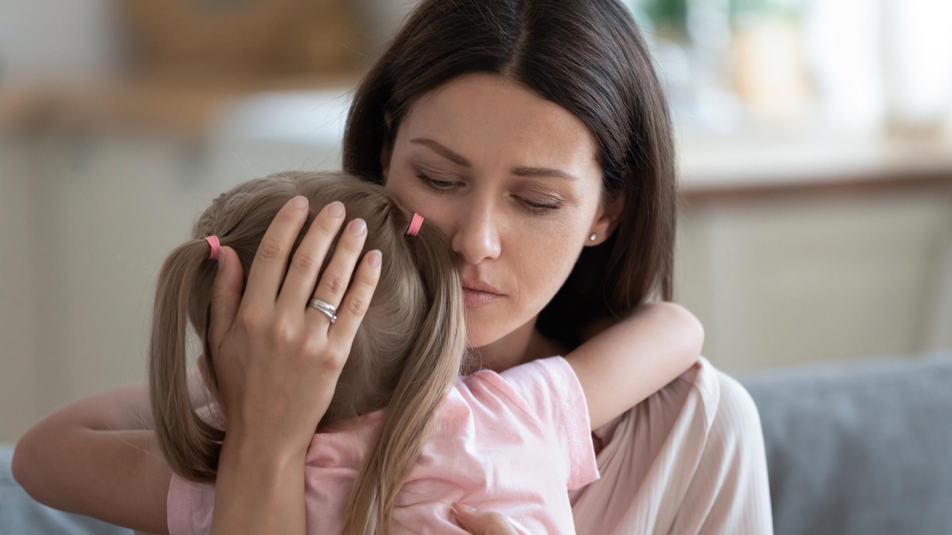 Mammor om vad som oroar de mest i en ny undersökning.