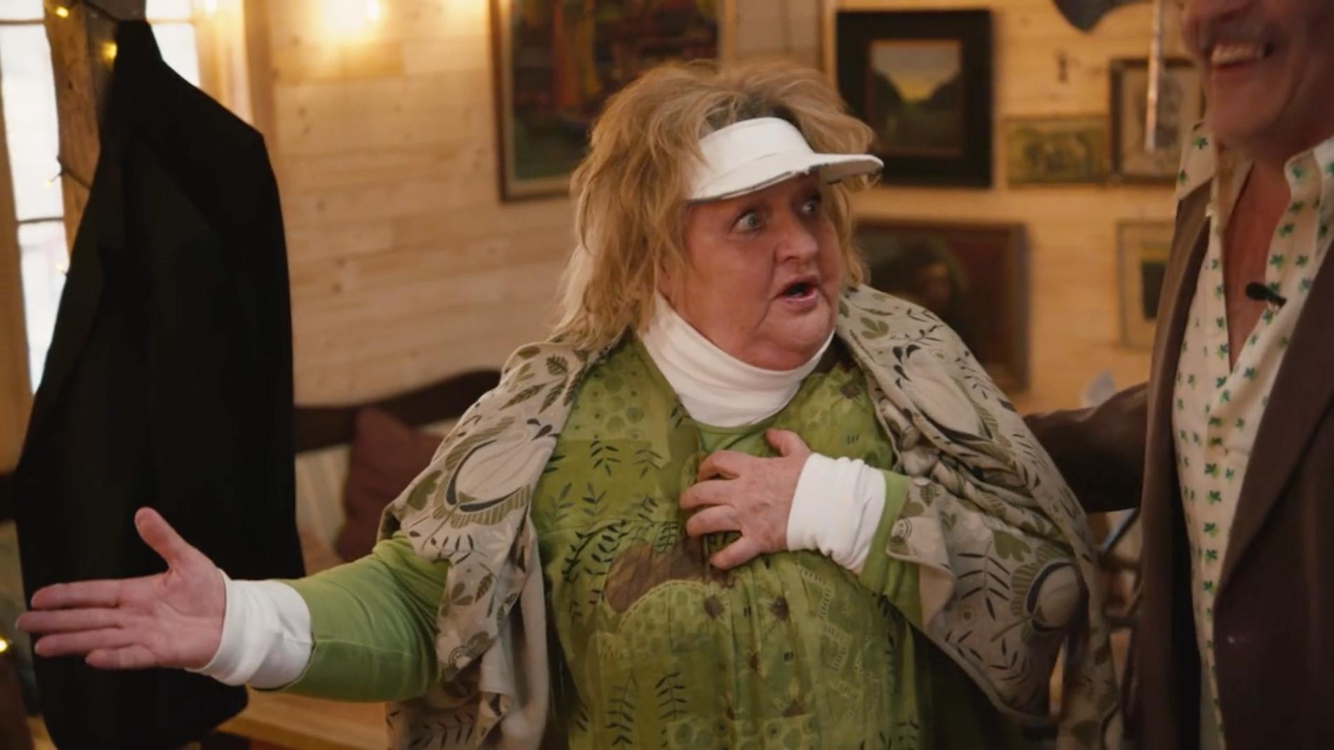 """Marianne Mörck i """"En smak på livet"""" i TV4."""