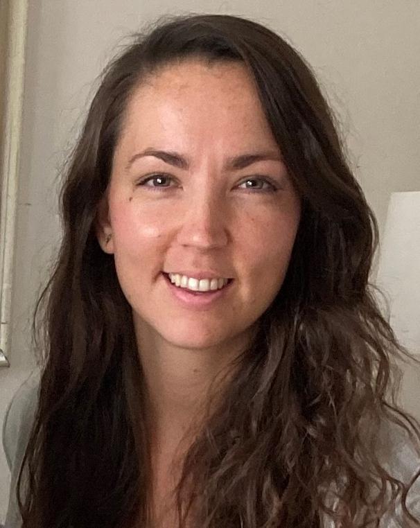 Emily Lundquist, vikarierande verksamhetsledare på Malmö Kvinnojour.