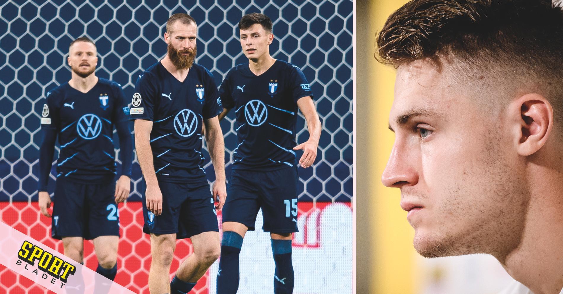 """Svanberg om MFF:s Champions League-äventyr: """"Tråkigt att det gått som det gåt"""""""
