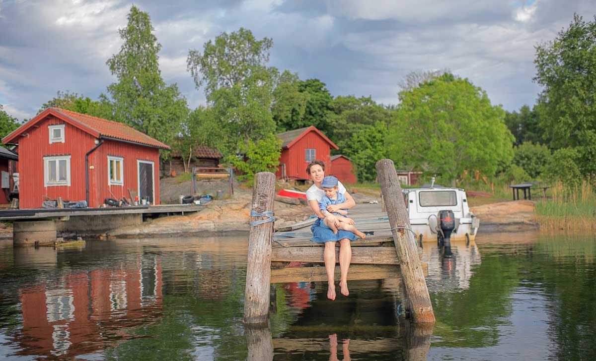 Svenskarna vill helst hyra sommarbostad på Öland och i Bohuslän.