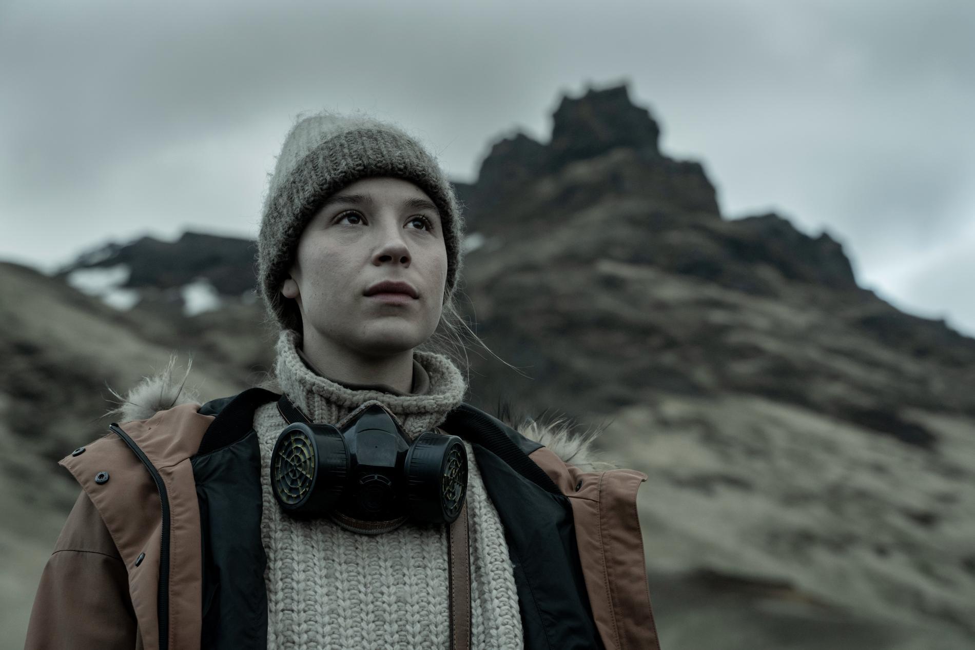 """Guðrún Ýr Eyfjörð i """"Katla"""""""