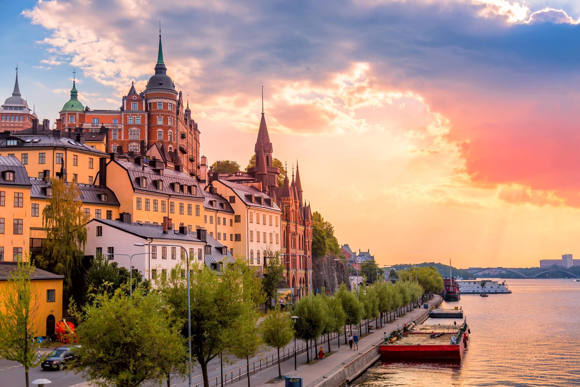 Svenskarna kommer på sjätte plats när världens mest hälsosamma länder ska mätas.