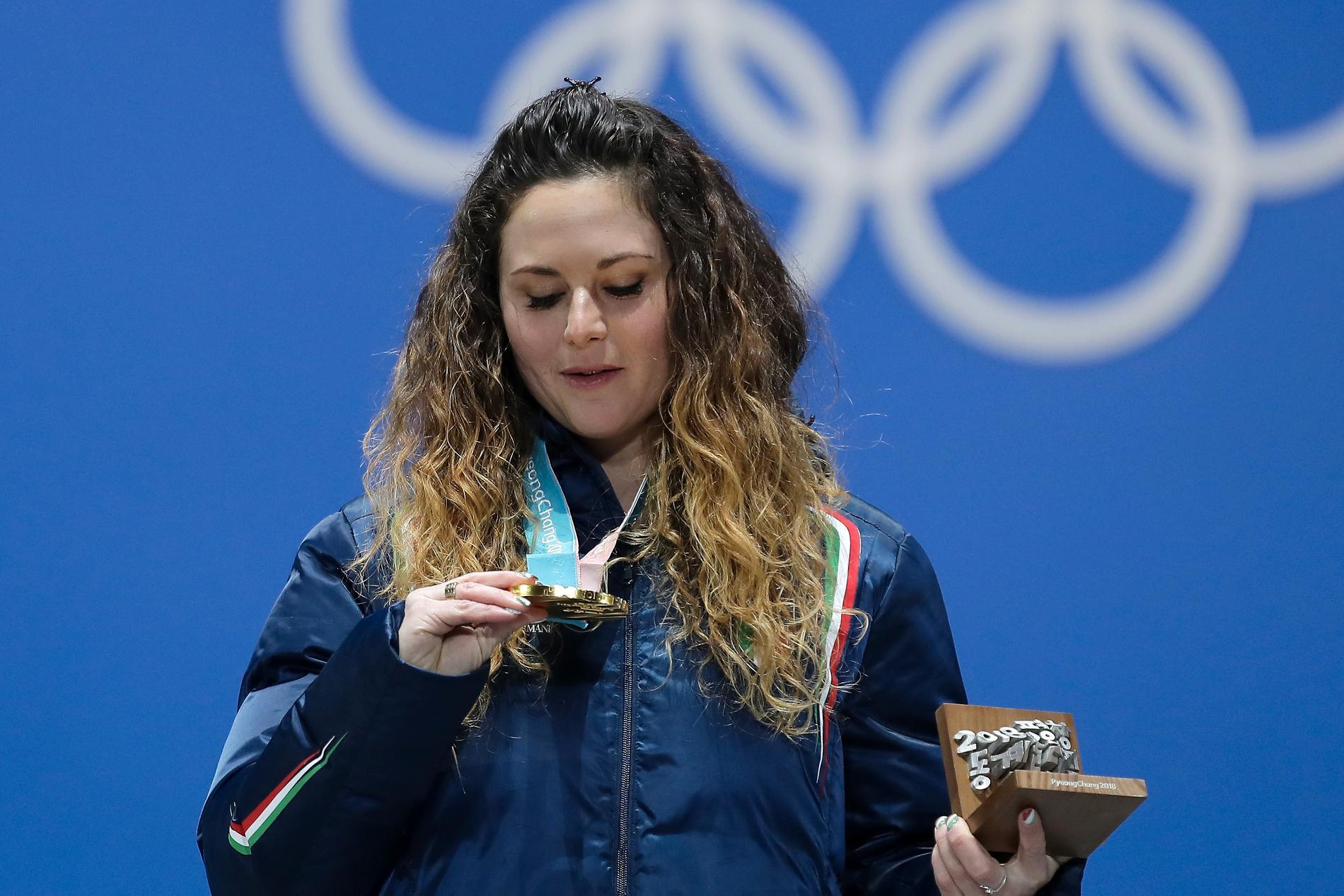 OS-mästaren Michaela Moiolis farmor är en av de som dött.
