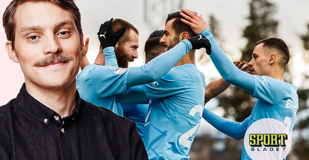 Fem punkter: Östersunds FK-Malmö FF