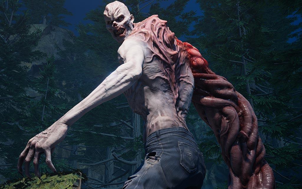 De nya riddens (zombies) man får bekanta sig med är sådär lagom vidriga. Man älskar att hata dem.