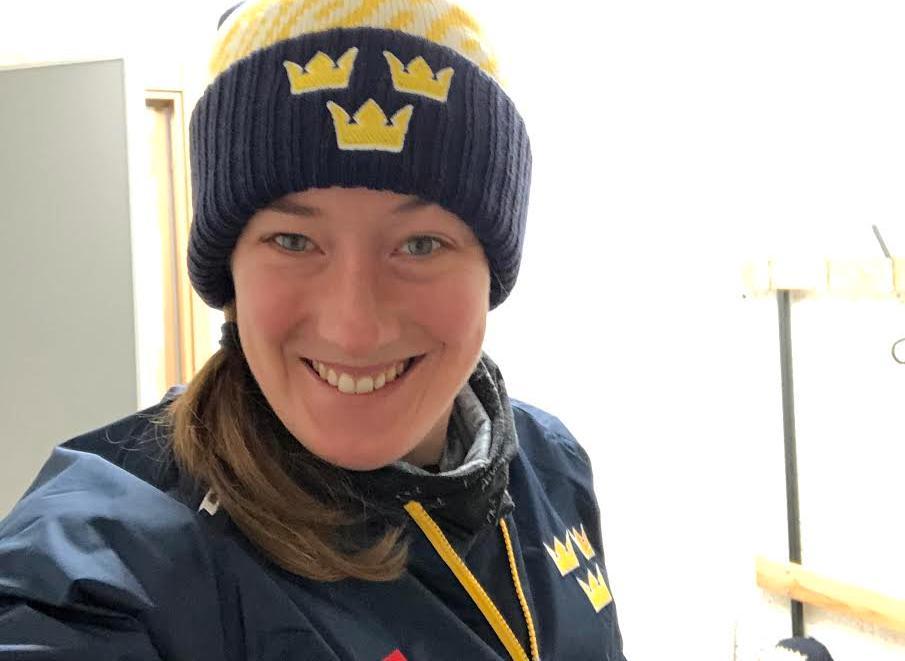 Cecilia Åkesdotter, idrottspsykolog