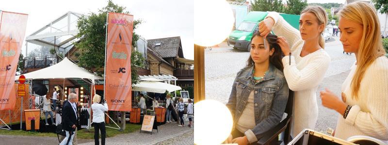 Sofis mode på plats i Båstad.