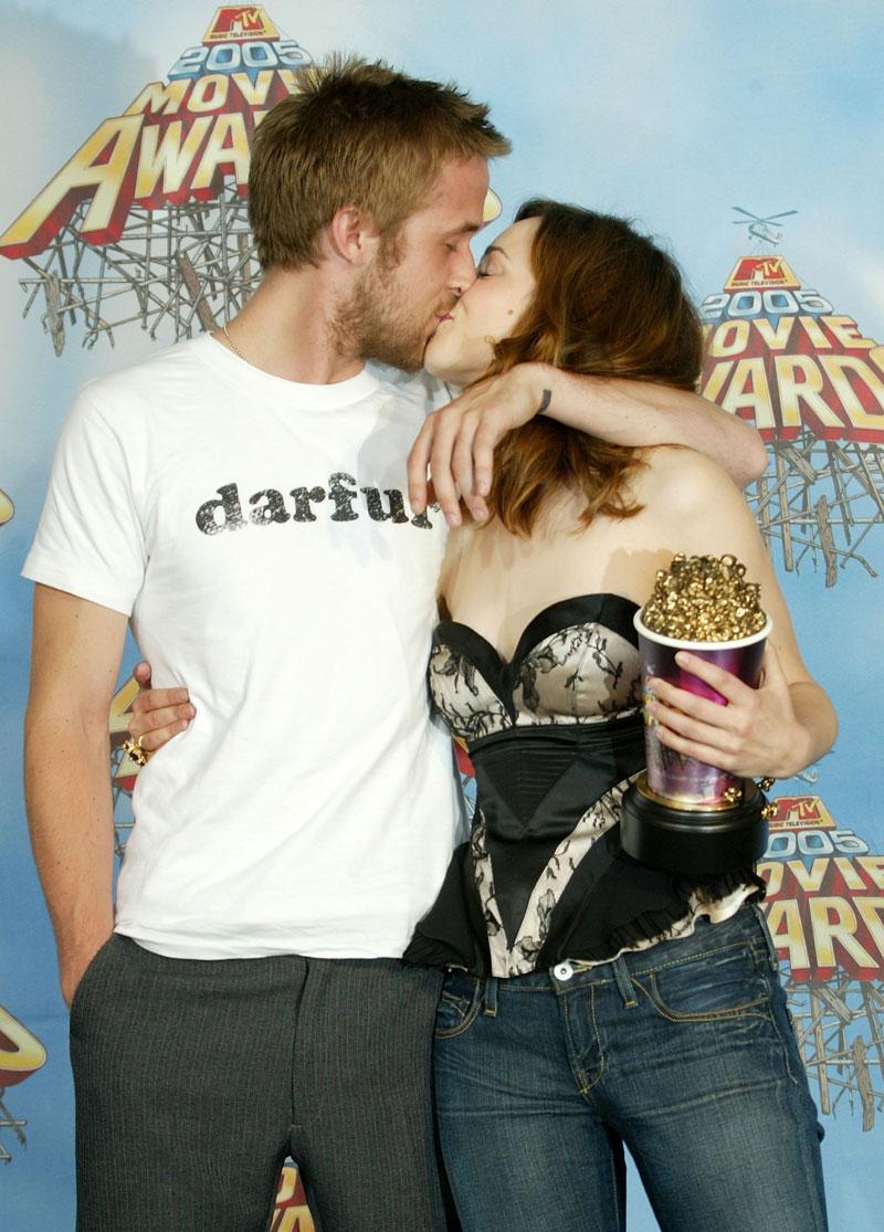 """MÖRDARKYSS Kyssen ur """"Dagboken"""" blev bästa filmkyss på MTV Movie Awards 2005 – men sägs ha dödat R Kellys äktenskap."""