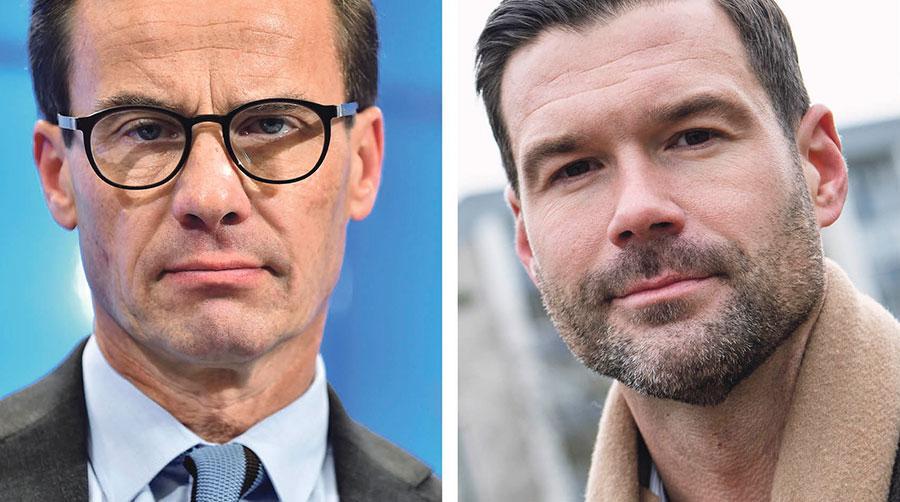 Vi moderater ser att det inte längre är relevant att fortsätta samtalen med regeringen, skriver Ulf Kristersson och Johan Forssell.