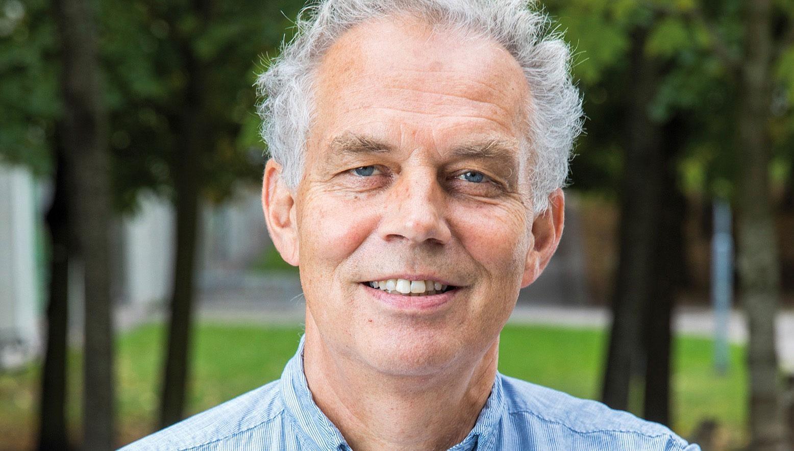 Henrik Svedäng, forskare vid Östersjöcentrum.
