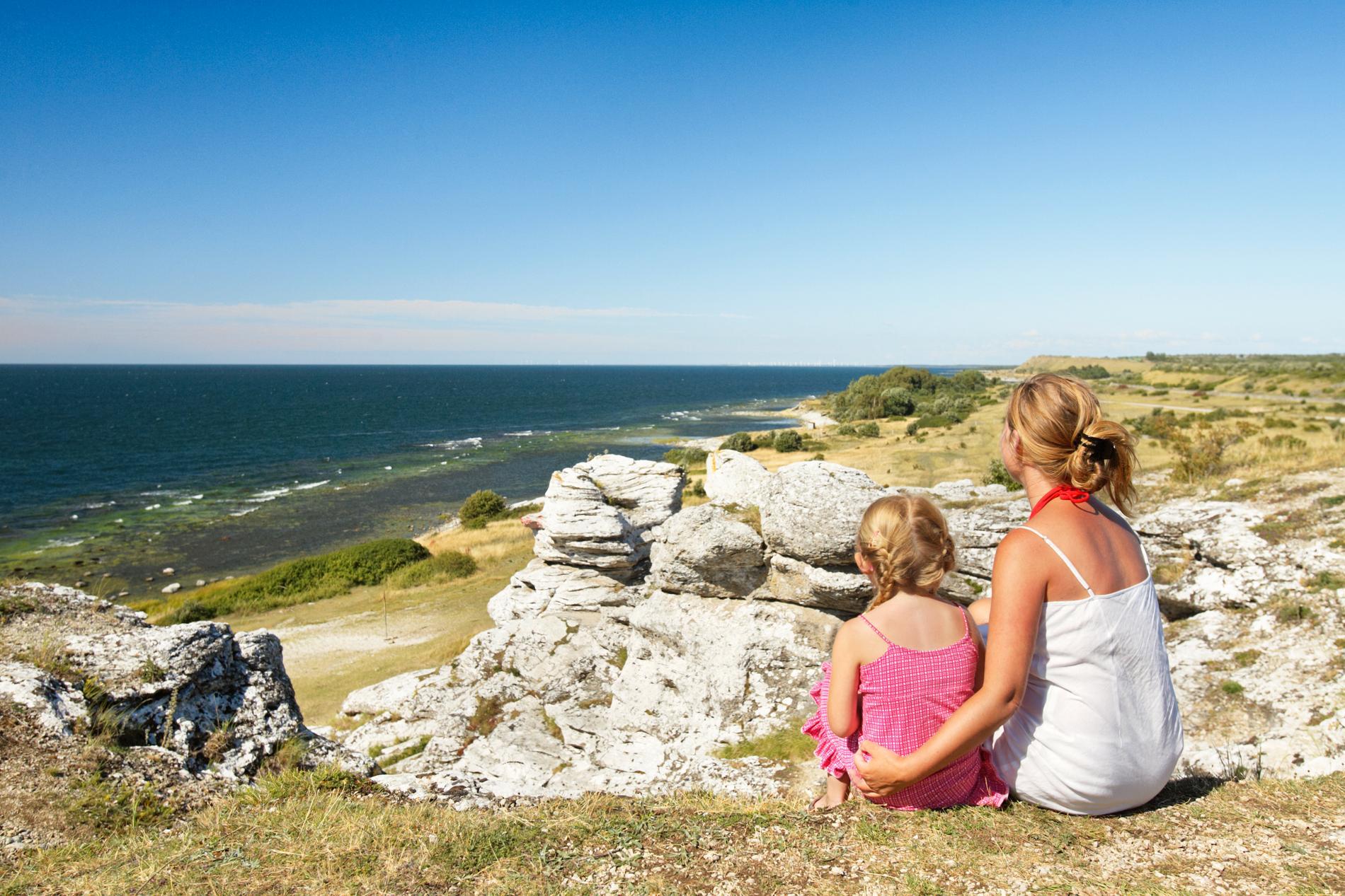 På södra Gotland finns mycket att se och göra.