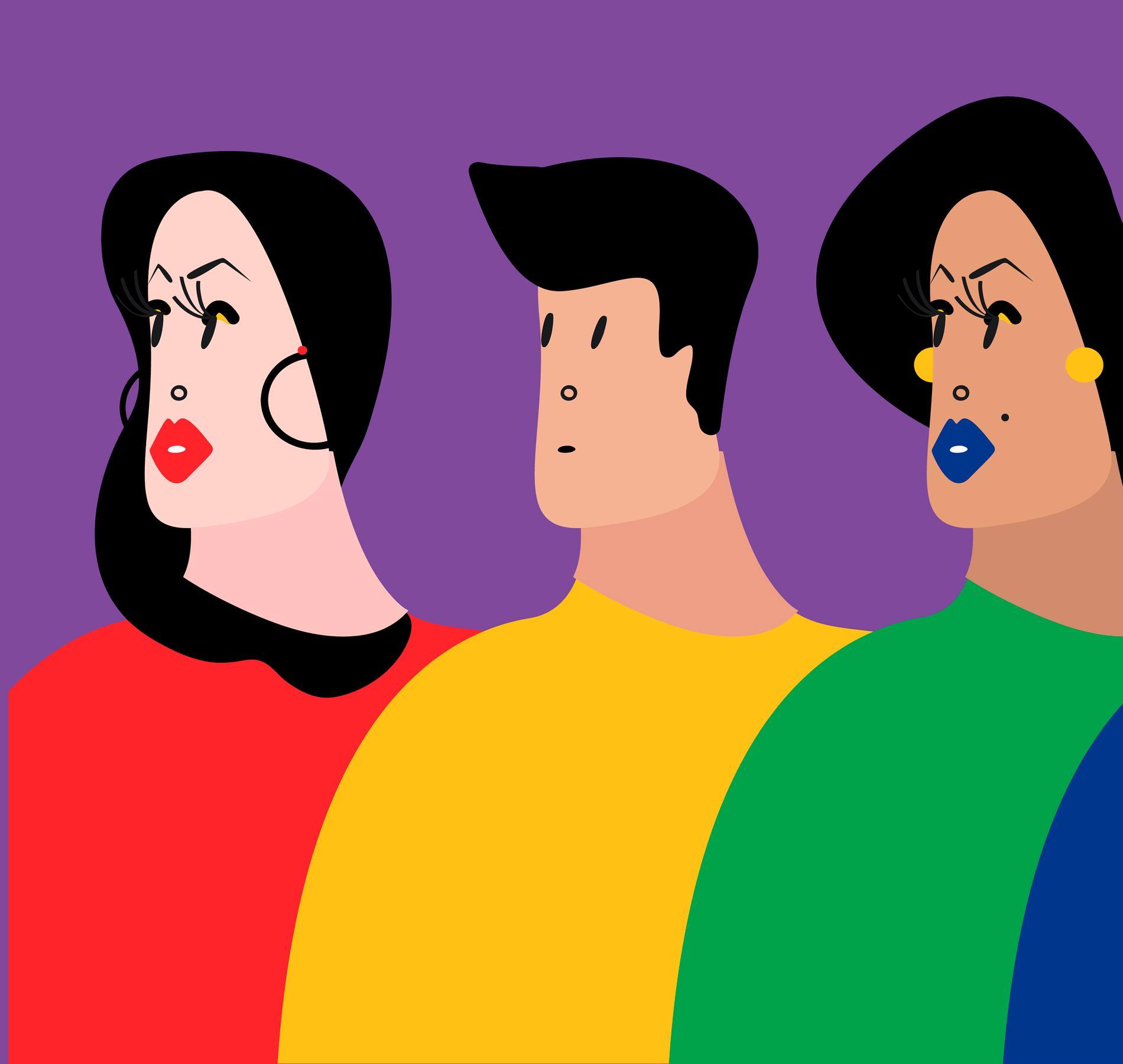 """Antologin """"Vad är en kvinna? Språk, materialitet, situation"""" diskuterar begreppet kvinna ur flera vinklar."""