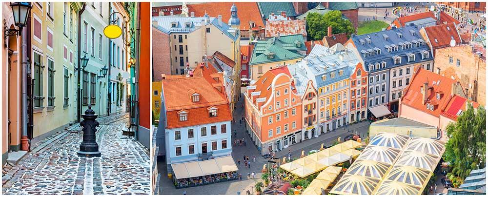 Riga har många fina spaanläggningar.