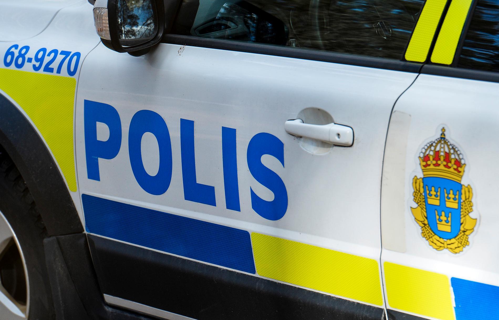 En kvinna på ett LSS-boende greps efter att ha hotat personalen. Arkivbild.