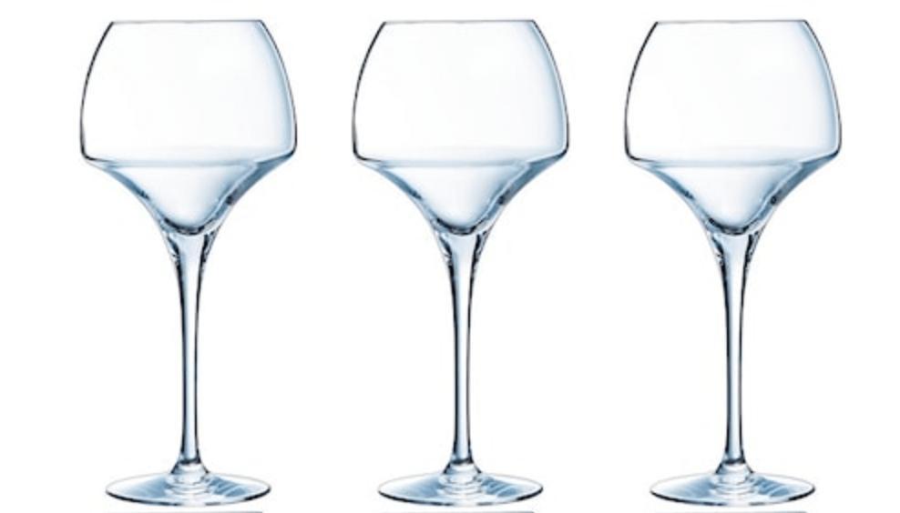Stora vinglas från Chef & Sommelier.