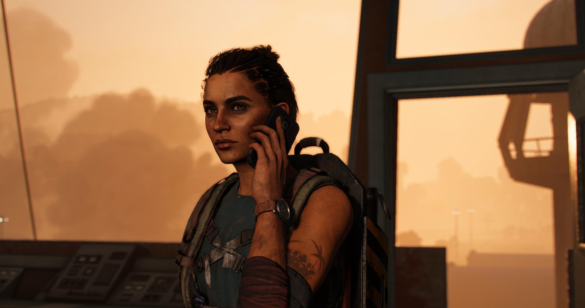 Dani Rojas är namnet på spelets protagonist - och man väljer själv om denne är man eller kvinna.