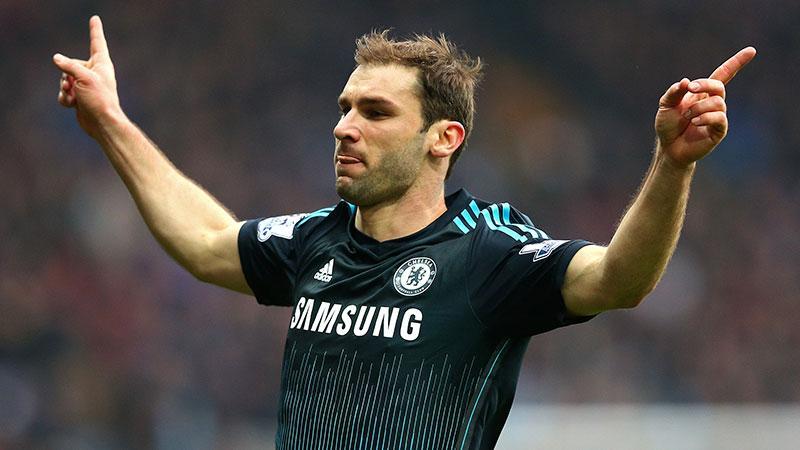 Ivanovic fixade segern åt Chelsea.