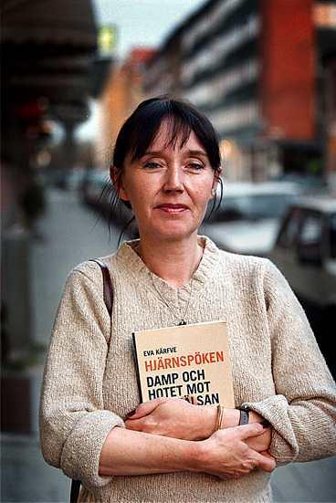 Eva Kärfves bok där hon kritiserar diagnosen Adhd stoppas av förlaget.
