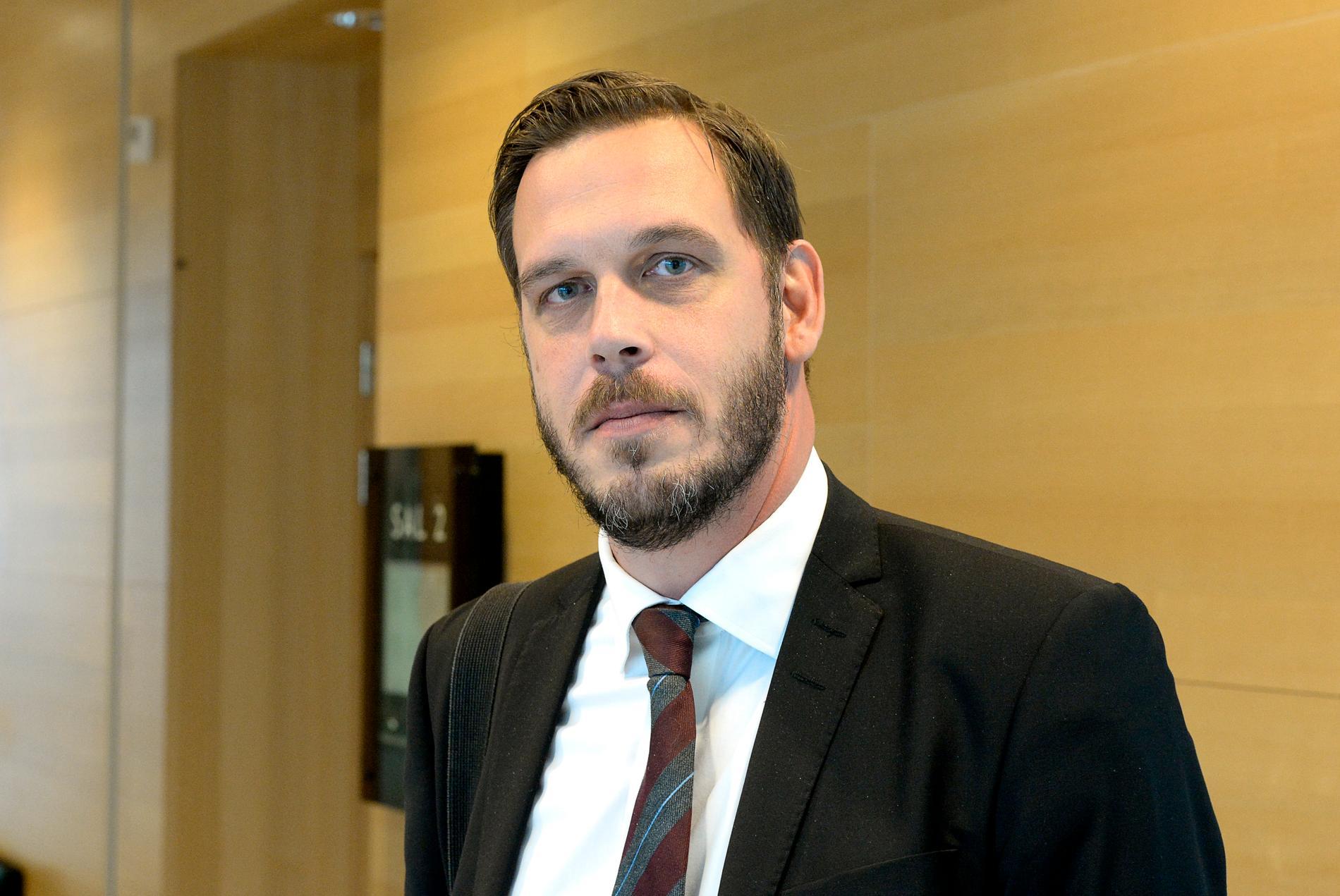 Kammaråklagare Stefan Creutz.