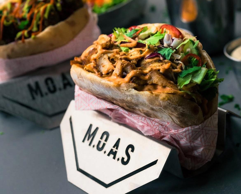 """""""För mig är det kebab med lamm som är favoriten"""" säger Jiray Seropian."""